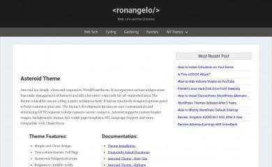 http://ronangelo.com/asteroid/ screenshot