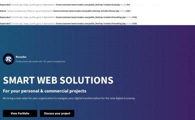 rovadex.com screenshot