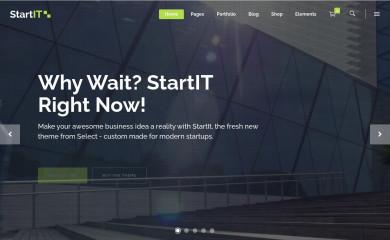 https://startit.select-themes.com/ screenshot