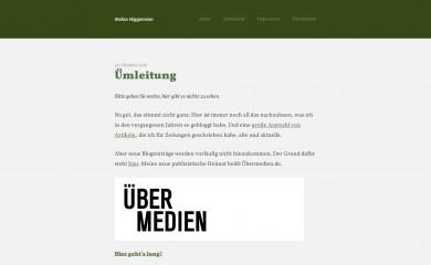 http://stefan-niggemeier.de screenshot