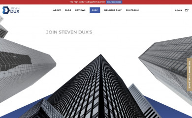 stevenduxi.com screenshot