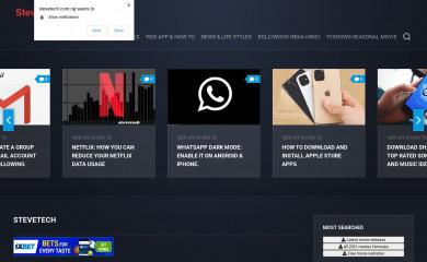 stevetech.com.ng screenshot