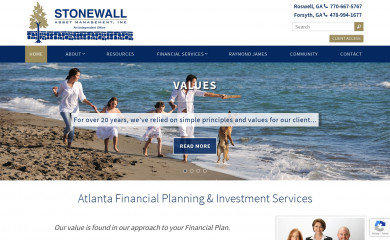 stonewallasset.com screenshot