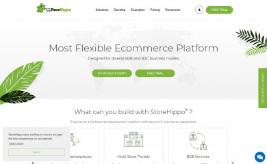 storehippo.com screenshot