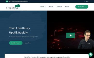 stormwindstudios.com screenshot