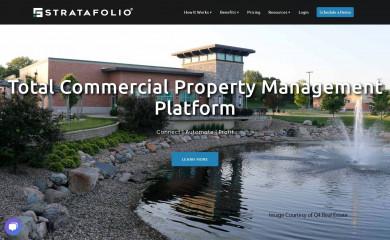 stratafolio.com screenshot