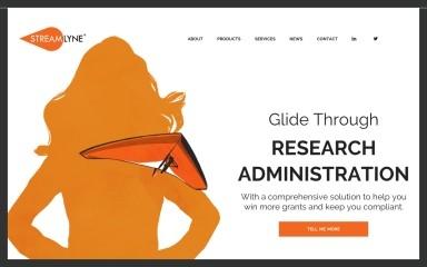 streamlyne.com screenshot