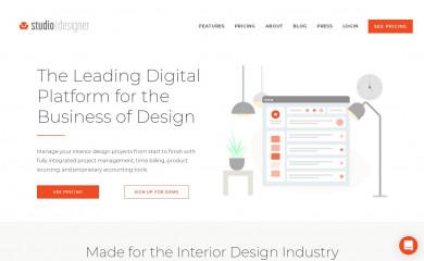 studiodesigner.com screenshot