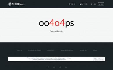 https://www.styledthemes.com/themes/celestial-lite/ screenshot