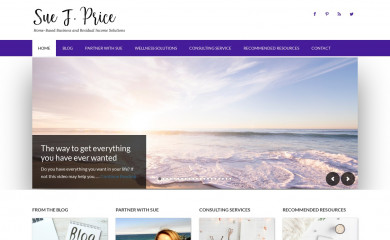 suejprice.com screenshot