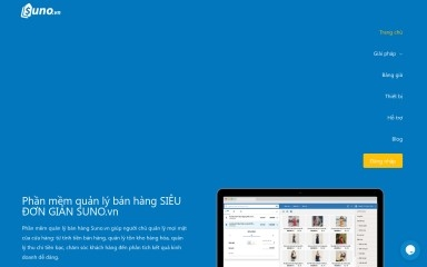 http://suno.vn screenshot