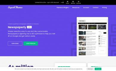 NewsPaperly screenshot