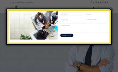 supportcorporate.com screenshot