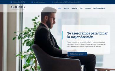 surexs.com screenshot