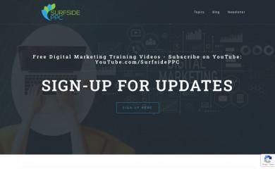 surfsideppc.com screenshot