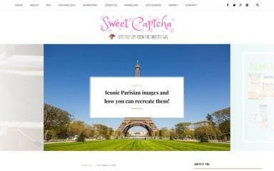 sweetcaptcha.com screenshot