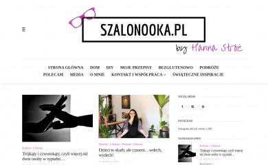 szalonooka.pl screenshot
