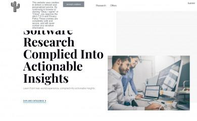saasscout.com screenshot