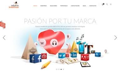 sabanakreativos.com screenshot
