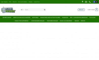 http://sadrobot.co.za screenshot