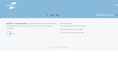 safesilica.eu screenshot