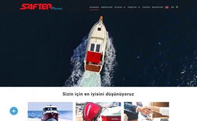 safter.com.tr screenshot