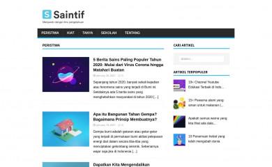 saintif.com screenshot