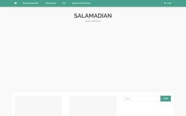 salamadian.com screenshot