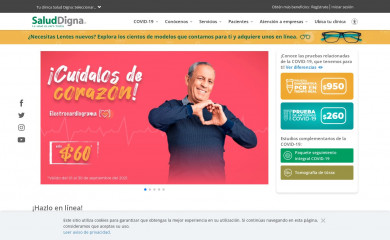 http://salud-digna.org screenshot