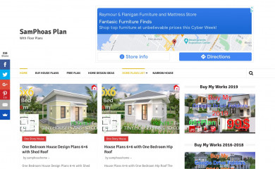 http://samphoas.com screenshot