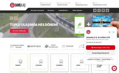 samulas.com.tr screenshot