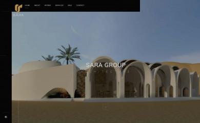 sarasazan.com screenshot