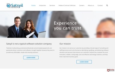 http://satsyil.com screenshot