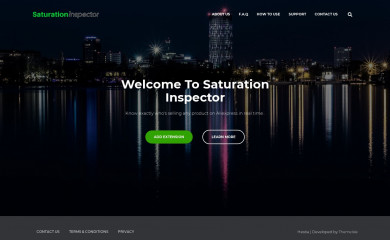 saturationinspector.com screenshot