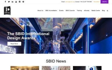 http://sbid.org screenshot