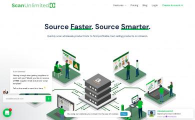 scanunlimited.com screenshot