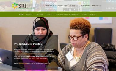 schoolreforminitiative.org screenshot