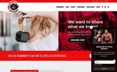 schembript.com.au screenshot