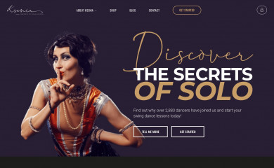 secretsofsolo.com screenshot