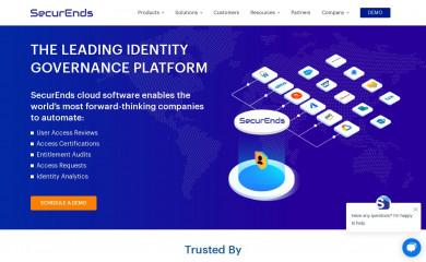 securends.com screenshot