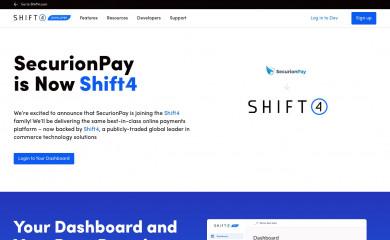 securionpay.com screenshot