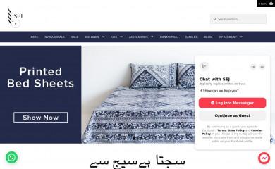 sejonline.com screenshot
