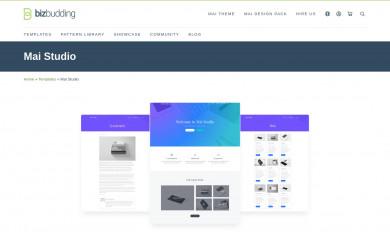 http://www.seothemes.com/themes/studio-pro/ screenshot