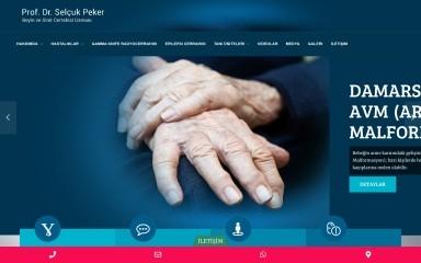 selcukpeker.com screenshot