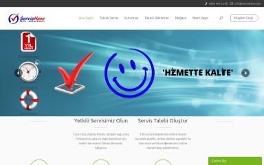 http://servishane.com screenshot