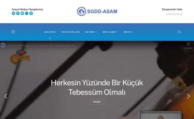 http://sgdd.org.tr screenshot
