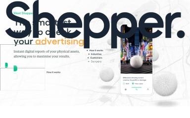 shepper.com screenshot