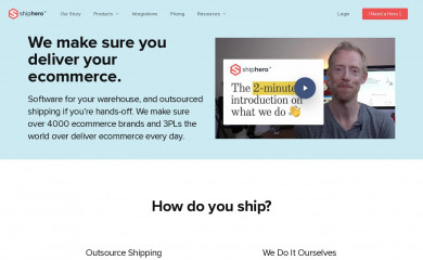 shiphero.com screenshot