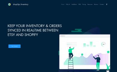 shopupz.com screenshot