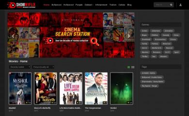 showmyflix.com screenshot